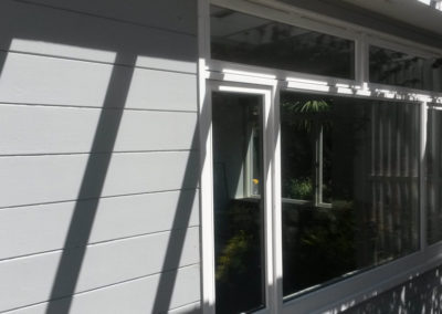 Double Glazed windows installed in aluminium windows