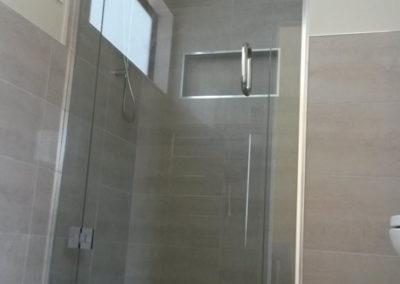 Inline-Shower
